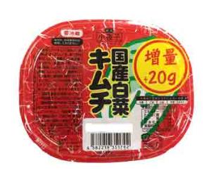国産白菜キムチ