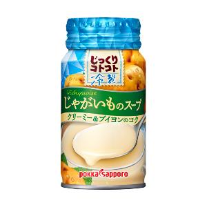 じっくりコトコト 冷製じゃがいものスープ
