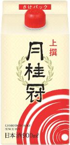 上撰 月桂冠 日本酒