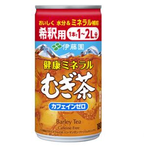 伊藤園 希釈用 健康ミネラルむぎ茶