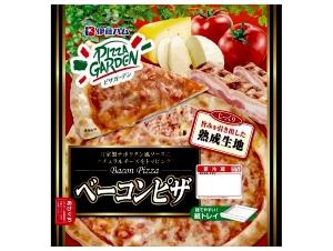 伊藤ハム ピザガーデンベーコンピザ