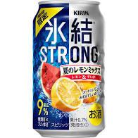 キリン 氷結ストロング 夏のレモンミックス