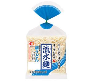 シマダヤ 流水麺 稲庭風細うどん