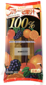 しんこう フルーツ果汁100%