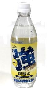 CGCキリン 無糖炭酸水 レモン