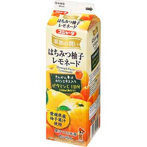 名古屋製酪 家族の潤いはちみつ柚子レモネード