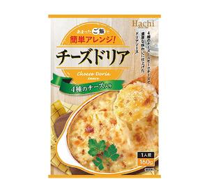 ハチ チーズドリア