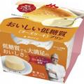 森永乳業 低脂肪プリン チーズケーキ