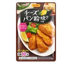 日本食研 チーズパン粉焼の素